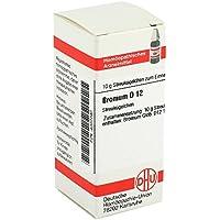 Bromum D 12 Globuli 10 g preisvergleich bei billige-tabletten.eu