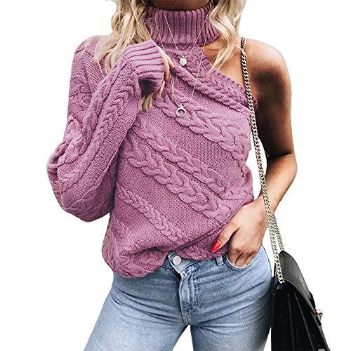 lover Pullover Winter Twist Pull Damen Herbst Weibliche Sweater ()