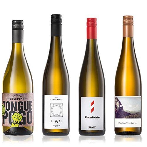 GEILE-WEINE-Weinpaket-GW-Lieblinge-4-x-075l-Das-perfekte-Weiwein-Probierpaket-Unsere-Favoriten-an-Winzerweinen-aus-Deutschland-und-Italien