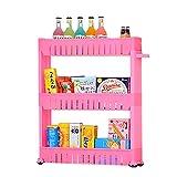 Poulie finition cadre/ Rack Gap Storage/Étagère de salle de bains/Entre l'étagère de la cuisine-E