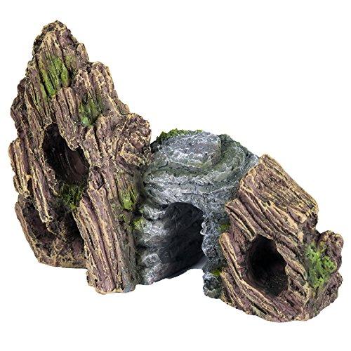 Pet ting lost arch acquatiche ornamento-decorazione acquario-vivarium decorazione
