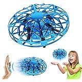Joy-Jam Balle Volante UFO Mini Drones pour Enfants Jouet Volant Télécommandé avec Lumières LED
