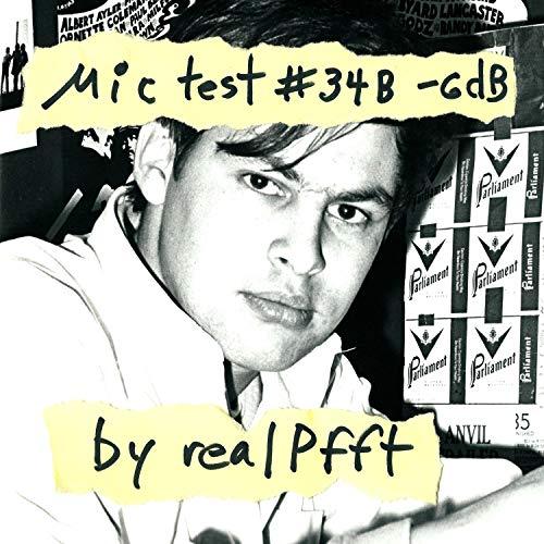 Mic test #34B -6dB