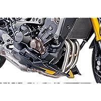 PUIG 7540J Sonda para Yamaha MT09/Tracer/Tracer GT/SP Escape Akrapovic, Negro Mate