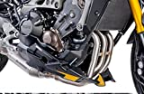 Puig 7540J Yamaha Mt09/Tracer/Tracer Gt/Sp Auspuff Akrapovic schwarz matt