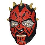 Star Wars 36767 Darth Maul Elektronischer Helm Maske (Englische Sprache) [UK Import]