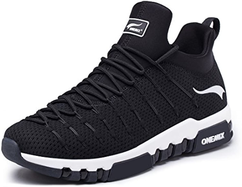 onemix Herren Unisex Damen Air Sneaker Sportschuhe Laufschuhe Fitness Sport Turnschuhe