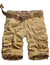 Match hombre shorts cargo #S3612