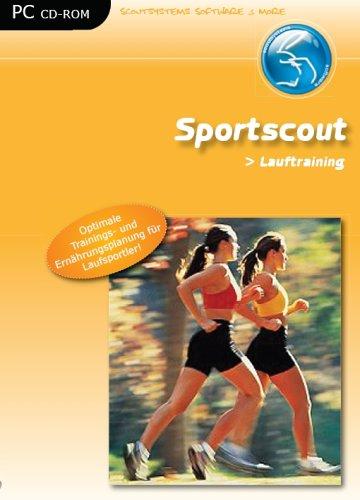 Sportscout Laufen. CD-ROM für Windows ab 98.