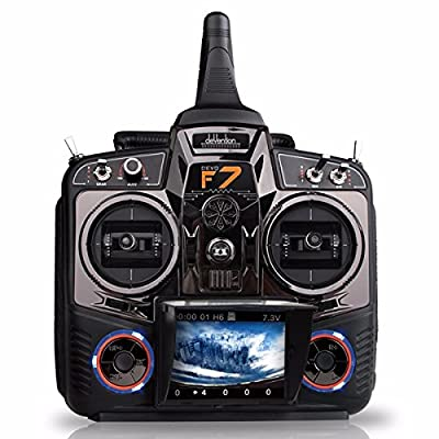 Walkera Devo F7 7 Channel 5.8GHz LCD Display FPV Transmitter by Dkpshop