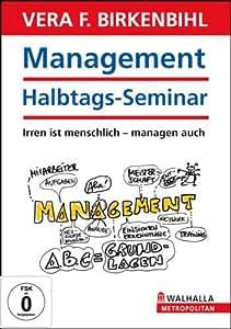 Vera F. Birkenbihl - Management Halbtags-Seminar [2 DVDs]