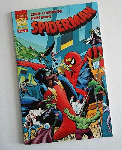 Spiderman de Claremont y Byrne numero 1