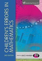 Children's Errors in Mathematics (Transforming Primary QTS)