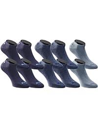 PUMA Sneaker Socken Sportsocken 10-Paar-Pack Unisex - Special Edition