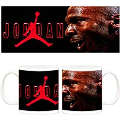 Taza Michael Jordan NBA