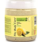 The body care lemon hand & foot scrub 500g