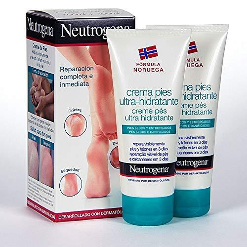 Neutrogena Crema De Pies Ultra-Hidratante - 2 Unidades