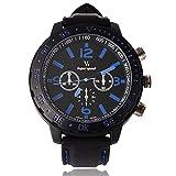 Best Relojes Boy desconocidos - V6marca rotación Dial hombres reloj de cuarzo Boy Review