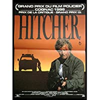 Movie Poster THE HITCHER French 15 x