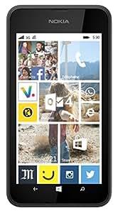 Nokia Lumia 530 Smartphone 3G (Ecran: 4 pouces - 4 Go - Windows Phone 8 - Double SIM) Gris