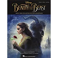 Beauty and the Beast - Pvg Piano, Voix, Guitare