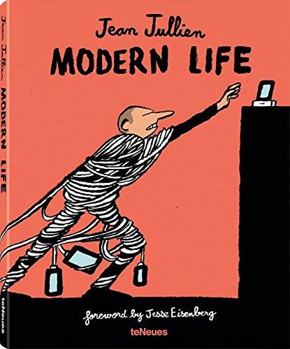 Modern Life por Jean Jullien