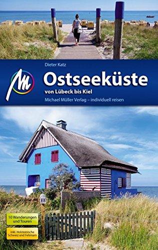 Preisvergleich Produktbild Ostseeküste von Lübeck bis Kiel: Reisehandbuch mit vielen praktischen Tipps.