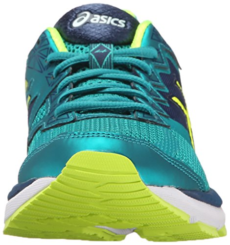 Asics Gel-Kayano 23 Synthétique Chaussure de Course Lapis-Safety Yellow-Soothing Sea
