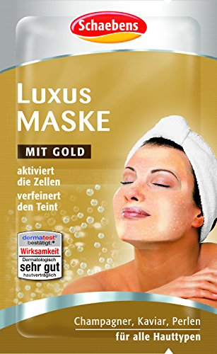 Schaebens Luxus Maske, 15er Pack (15 x 10 ml)