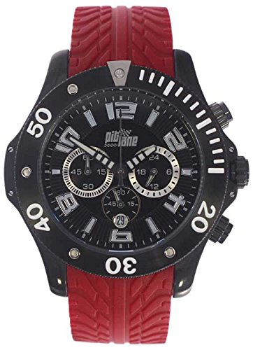 Pit Lane Reloj con movimiento Miyota Man PL-1003-3 48 mm