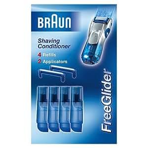 Braun - 65337708 - Lotion de nettoyage SCR4 - pour rasoirs FreeGlider