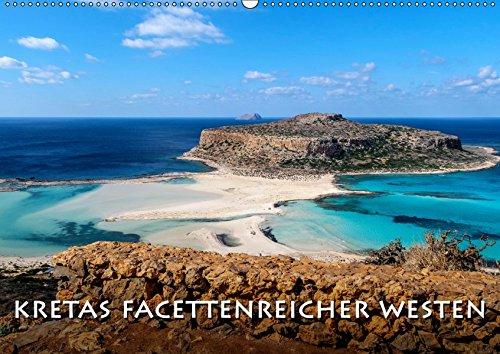 Kretas facettenreicher Westen (Wandkalender 2019 DIN A2 quer): Kreta ist zu jeder Jahreszeit eine Reise wert. (Monatskalender, 14 Seiten ) (CALVENDO Orte)