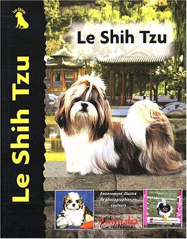 Le Shih Tzu par Juliette Cunliffe