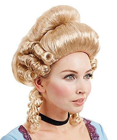Georgian Lady Wig