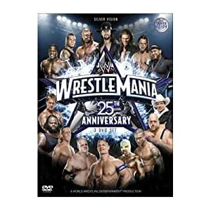 Wwe: Wrestlemania 25 [DVD]