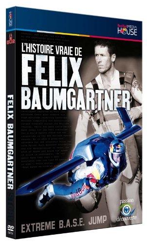 L'Histoire vraie de Felix Baumgartner - Extreme B.A.S.E. Jump