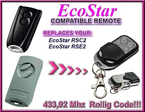 Ecostar rsc2 d occasion plus que 3 70 for Porte garage sectionnelle ecostar