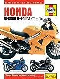 Honda Vfr800 V-fours 1997-2001