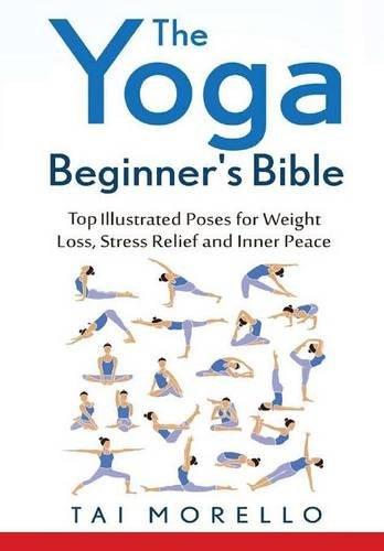 Buchcover: The Yoga Beginner's Bible