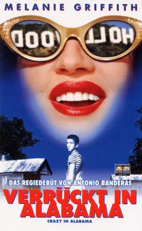 Verrückt in Alabama [VHS]