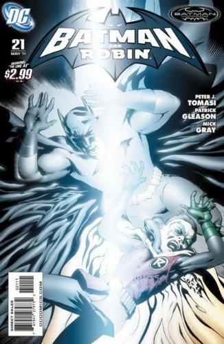 Batman and Robin, Vol. 1 #21A