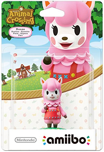 Animal Crossing amiibo: Rosina