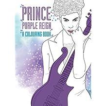 Prince. Purple Rain (Colouring Books)