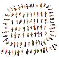 Goolsky Gente de Modelos Pintado (1:75)