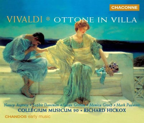 Preisvergleich Produktbild Vivaldi: Ottone in Villa (Gesamtaufnahme)