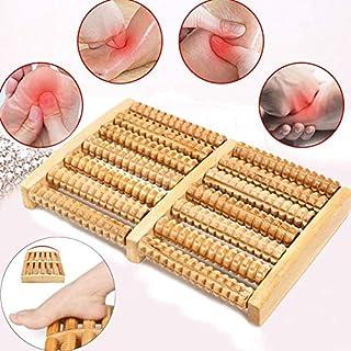Fuß Massagegerät, angeer Dual Roller Fuß Massagegerät mit Massage Ball für Plantarfasziitis Recovery und verspannte Muskeln Relax
