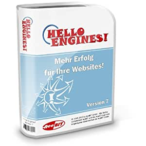 Hello Engines 7 Update von Vers.6 auch Webhosting 1&1/T-Com