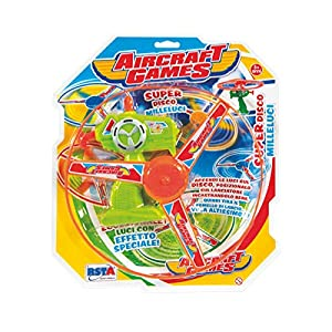 Rstoys - Ronchi Supe-Blister Disco Volante Milleluci,, 3.st10296