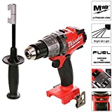 Milwaukee M18FPD-0 18V Li-ion Brushless Fuel 2 Combi Drill-Body Only, 18 V