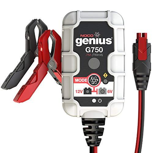 NOCO Genius G750EU 6V / 12V.75 Amp UltraSafe Smart